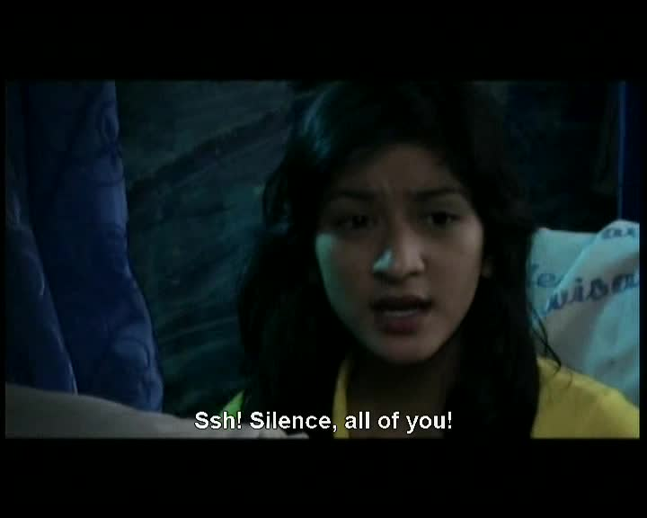 Проклятье хромой медсестры - Kutukan suster ngesot