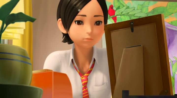 Остров забвения: Харука и волшебное зеркало - Hottarake no shima - Haruka to maho no kagami