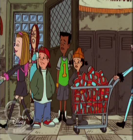 �������������� ���������: ���� �� ������� ����� - Recess Christmas: Miracle on Third Street