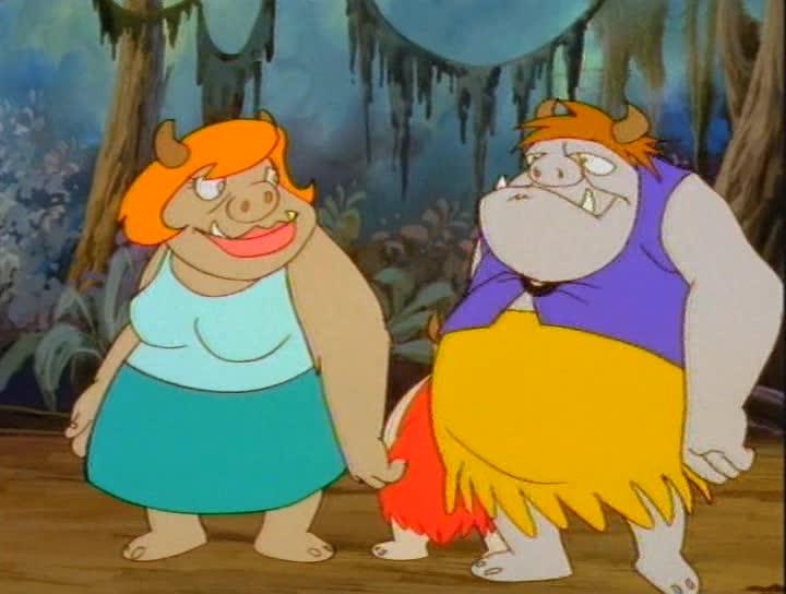 Ганс и Гретта. Приключения в черном лесу - Hansel and Gretel