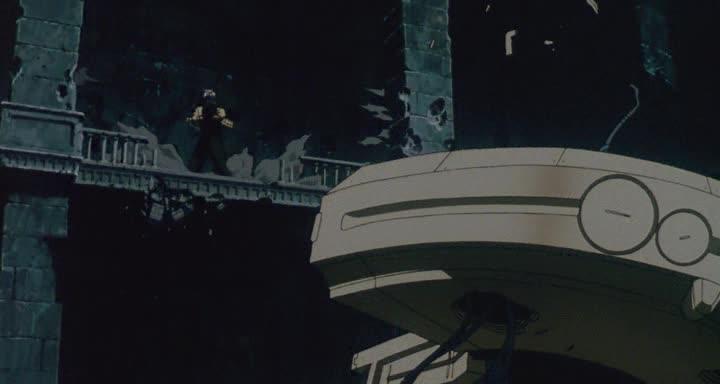 Призрак в доспехах - Kokaku kidotai