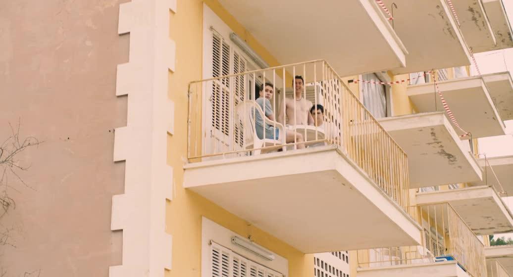 Переростки - The Inbetweeners Movie