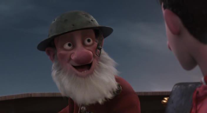 Секретная служба Санта-Клауса - Arthur Christmas