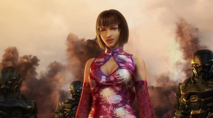 Теккен: Кровная месть - Tekken: Blood Vengeance