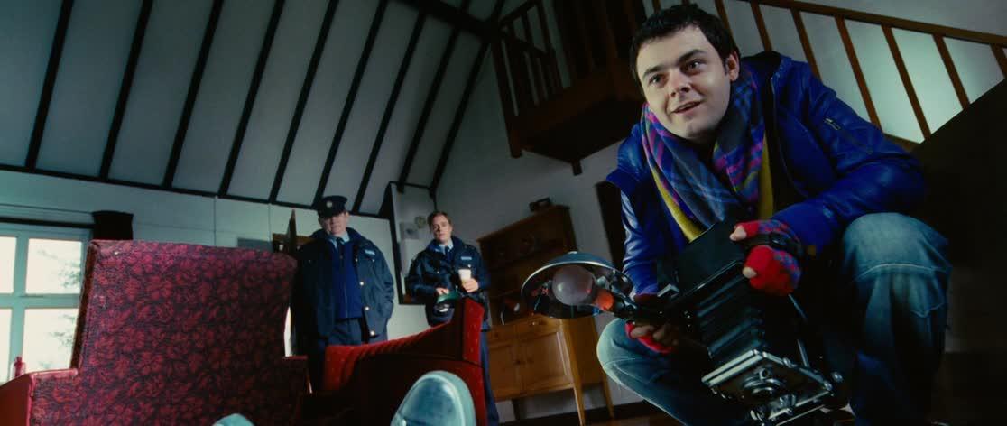 Залечь на дно в Дублине - The Guard