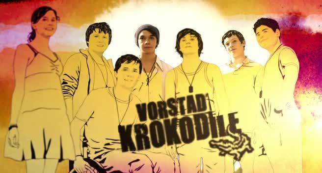 Деревенские крокодилы 3 - Vorstadtkrokodile 3