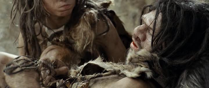 Как снимали последний неандерталец видео