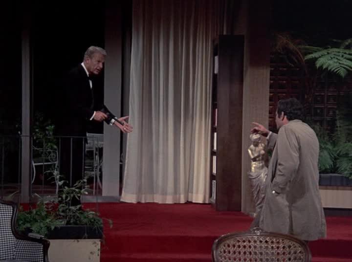 Коломбо: Мертвый груз - Columbo: Dead Weight