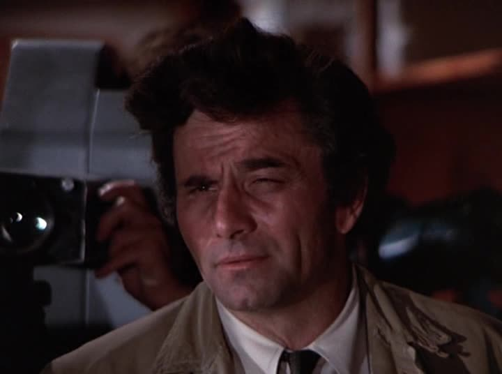 �������: �������� �� �������� - Columbo: Candidate for Crime