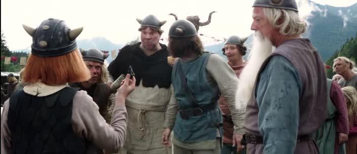 Вики, маленький викинг 2 - Wickie auf großer Fahrt