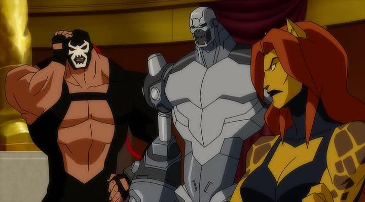 Лига справедливости: Гибель - Justice League: Doom
