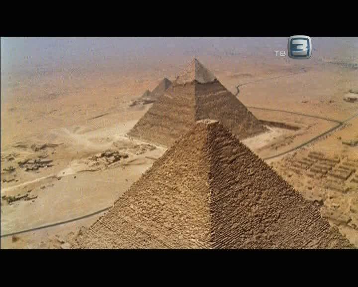 Загадки истории - Инопланетяне и золотые храмы - Ancient Aliens