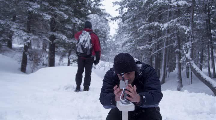 Охота на снежного человека - Snow Beast