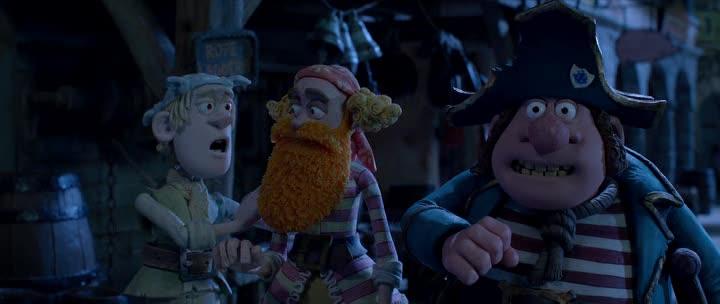 Пираты! Банда неудачников - The Pirates! Band of Misfits