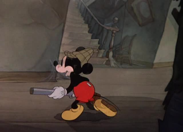 Дом злодеев. Мышиный дом - Mickeys House of Villains