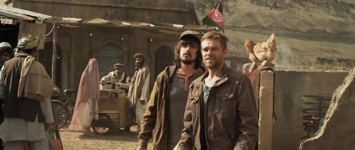 ������� ��� - Afghan Luke