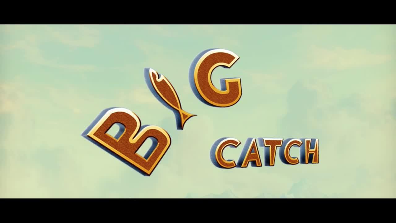 Большой улов - Big Catch