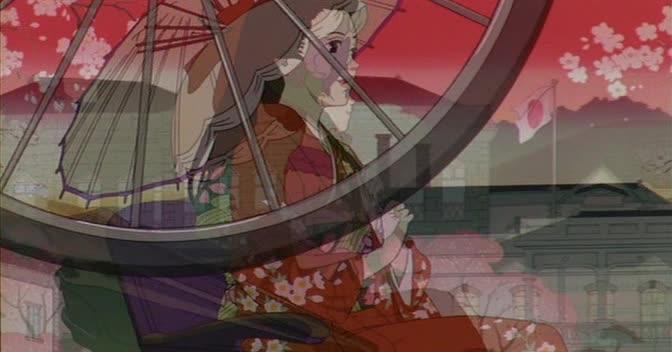 Актриса тысячелетия - Sennen joyы