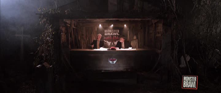 Битва монстров - Monster Brawl