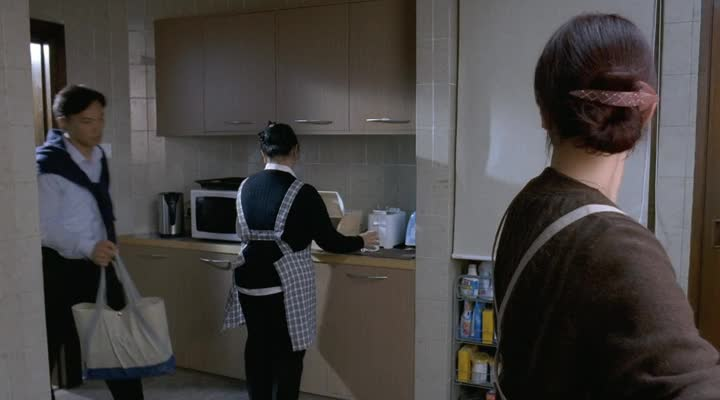 Леди коп и папочка преступник - Daai sau cha ji neui