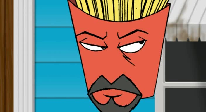 Команда Фастфуд - Aqua Teen Hunger Force Colon Movie Film for Theaters