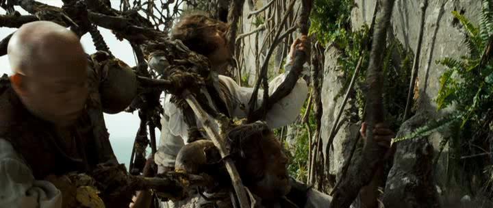 Пираты Карибского моря 2: Сундук мертвеца - Pirates of the Caribbean: Dead Mans Chest