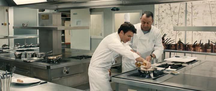 Шеф - Comme un chef