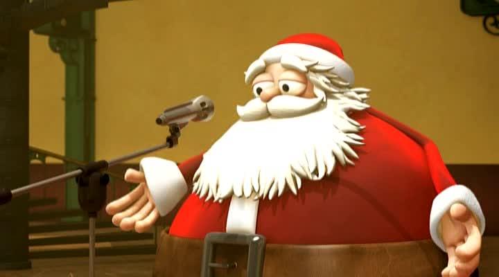 Спайк: Ограбление на рождество - Spike