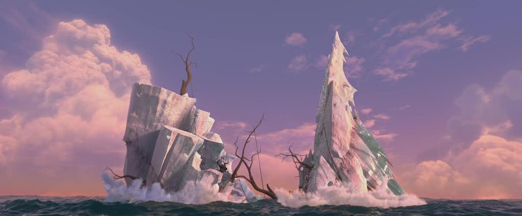 Ледниковый период 4: Континентальный дрейф - Ice Age: Continental Drift