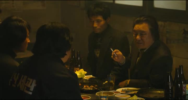 Безымянный гангстер - Bumchoiwaui Junjaeng