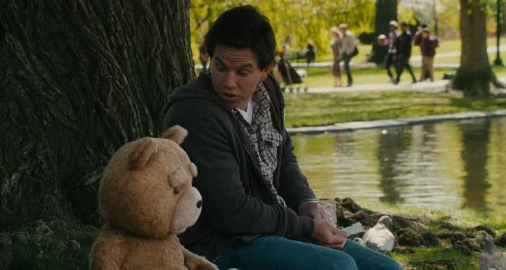 Третий лишний - Ted