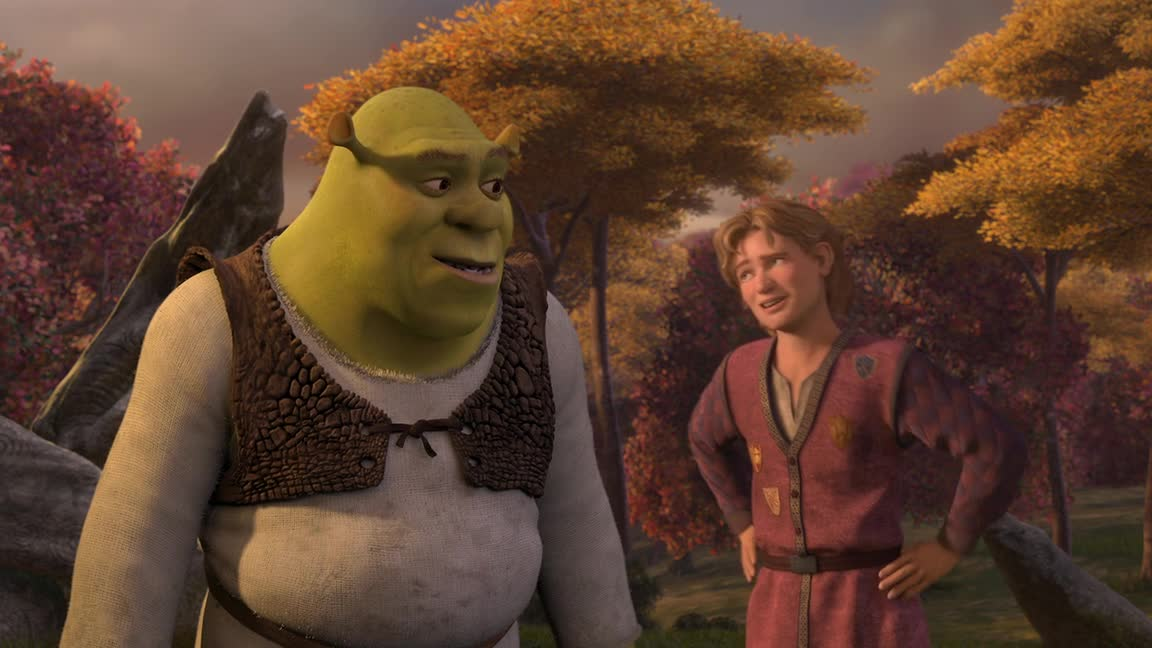 Шрэк Третий - Shrek the Third