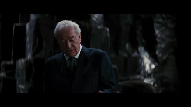 Темный рыцарь: Возрождение легенды - The Dark Knight Rises