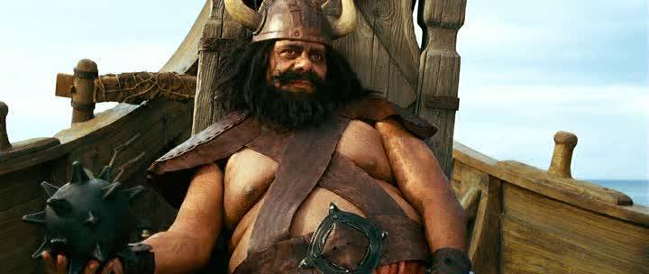 Вики, маленький викинг - Wickie und die starken Manner