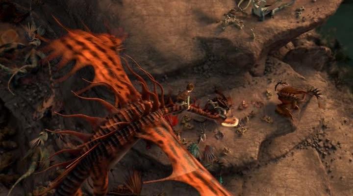 Как приручить дракона: Дар ночной фурии - Dragons: Gift of the Night Fury