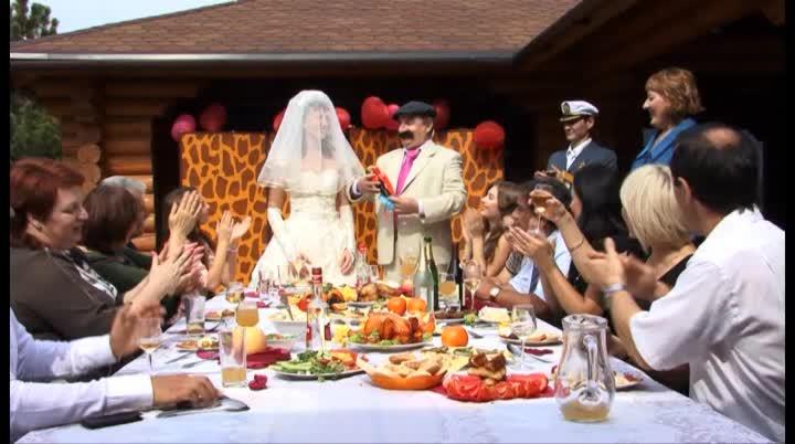 Неделя до свадьбы