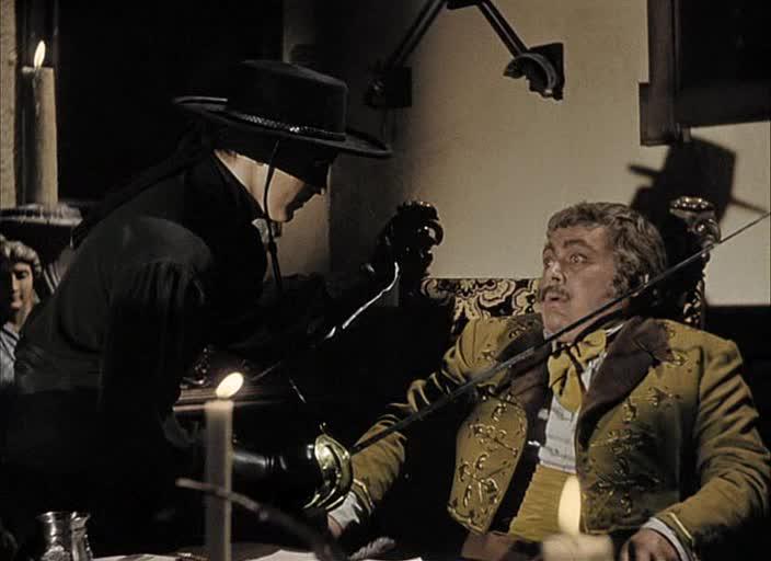 Знак Зорро - The Mark of Zorro