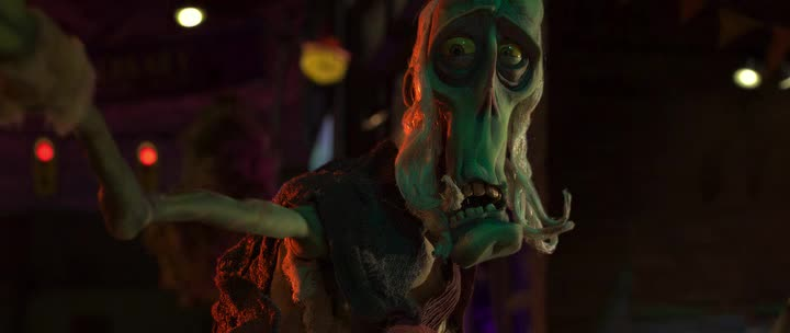 Паранорман, или Как приручить зомби - ParaNorman