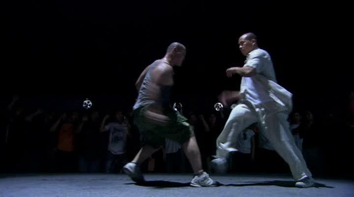 Последний боец Шаолиня - Last Kung Fu Monk