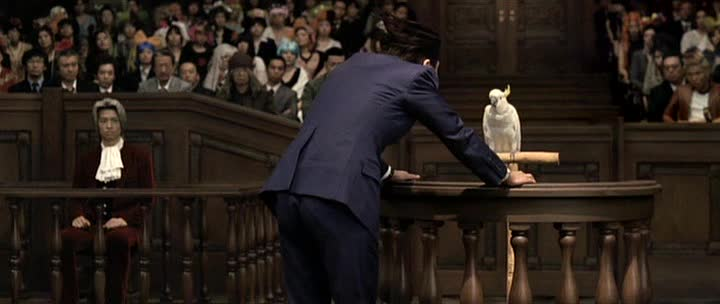 Адвокат-ас - Ace Attorney
