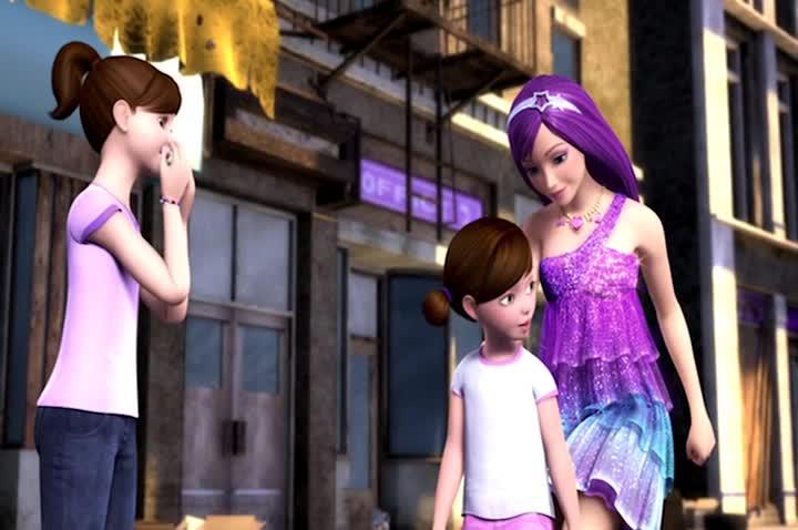 Барби: Принцесса и поп-звезда - Barbie: The Princess & The Popstar