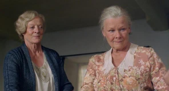 Дамы в лиловом - Ladies in Lavender.