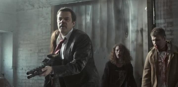 ����� ������ ����� - Cockneys vs Zombies