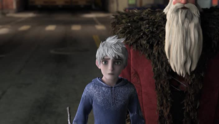 ��������� ���� - Rise of the Guardians