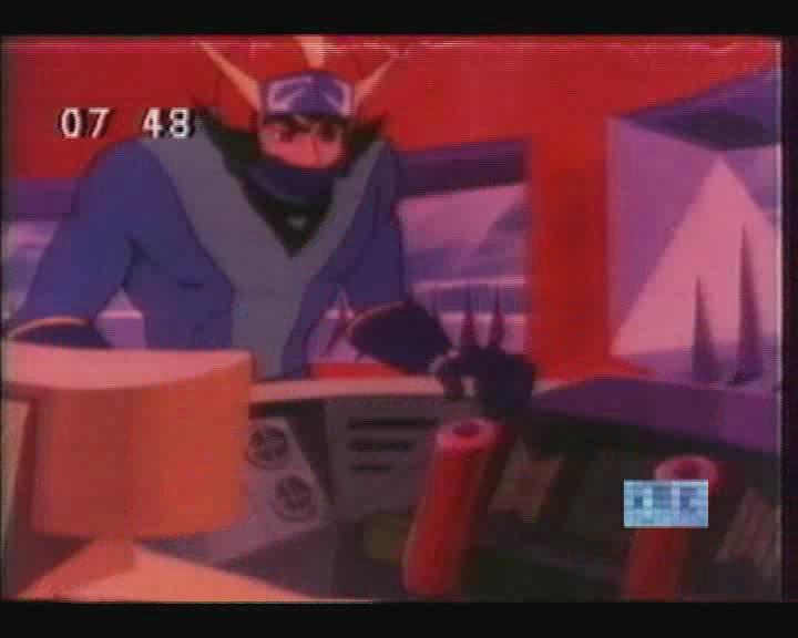 НЛО робот Грендайзер - Yufo robo Gurendaiza