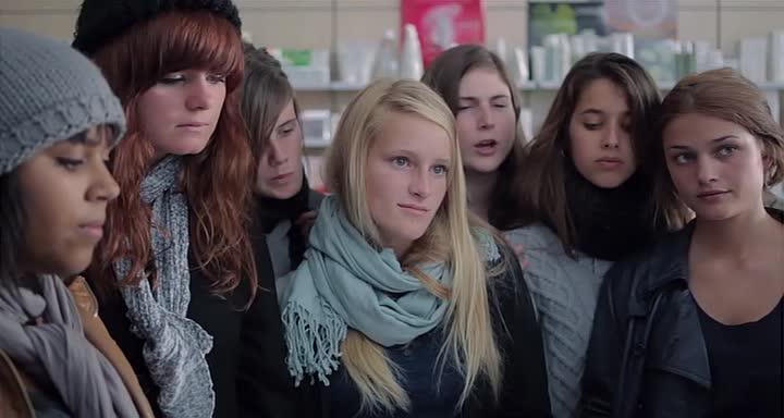 17 ������� - 17 filles