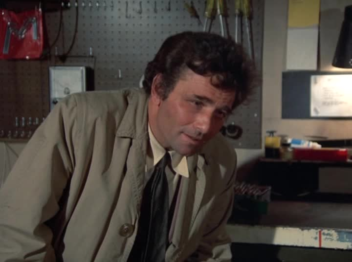 �������: ������� ������ �������� - Columbo: Double Exposure