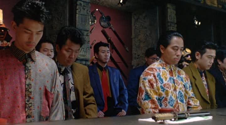Разборки в маленьком Токио - Showdown in Little Tokyo