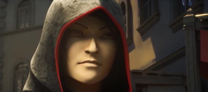 ����� ������: ���� - (Assassin's Creed: Embers)