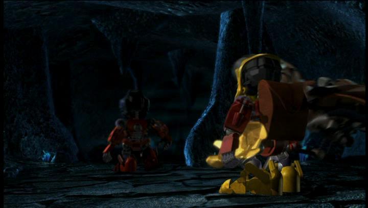 Бионикл: Маска света. Фильм-легенда - Bionicle: Mask of Light
